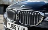 BMW 7 Series's active front grille