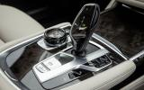 BMW 7 Series's magic wand gearbox