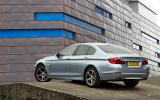 3 star BMW ActiveHybrid 5