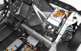 BMW i3 prototype electric motor