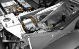 BMW i3 prototype battery pack
