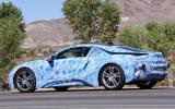 Production BMW i8 uncovered - latest spy pics