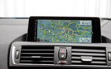 BMW M2 iDrive infotainment