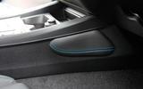 BMW M2 transmission tunnel