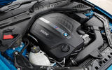 3.0-litre BMW M2 petrol engine