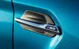 BMW M2 side repeater badging