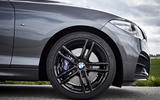 BMW M240i alloy wheels