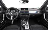 BMW M240i dashboard