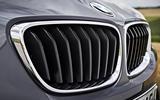 BMW M240i kidney front grille