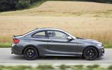 BMW M240i side profile