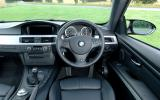 BMW M3 Coupé interior