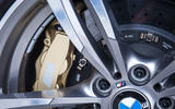 BMW M3 brake calipers