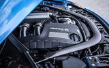 4.0-litre V8 BMW M3 engine