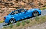 155mph limited BMW M3
