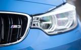 BMW M3 badging
