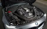 Twin-turbo 3.0-litre BMW M4 engine