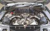 Detroit show: BMW M5 update