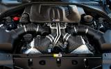 4.4-litre V8 BMW M6 engine