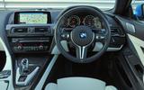 BMW M6 dashboard