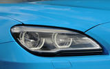 BMW M6 LED headlights