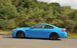 BMW M6 side profile