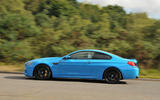 BMW M6 side profile