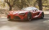 BMW to launch hybrid sports car with Toyota