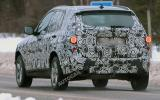 New BMW X3: first pics