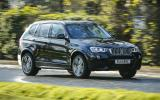 £51,170 BMW X3 xDrive35d M Sport