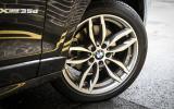 18in BMW X3 M Sport alloys