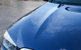 BMW X3 bonnet sculpture