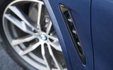 BMW X3 brake vents