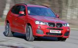 4 star BMW X3