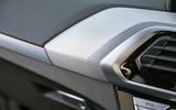 BMW X3 dashboard trim