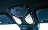 BMW X3 reading lights
