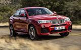 BMW plots eight-strong SUV family by 2020