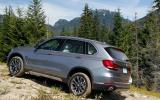 BMW X5 xDrive25d first drive review