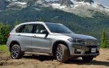 4 star BMW X5 xDrive25d