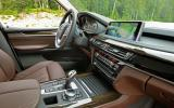BMW X5 xDrive25d interior