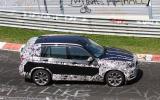 New BMW X5 — latest spy pics