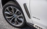 18in BMW X6 xDrive50i alloy wheels