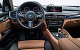 BMW X6 xDrive50i SE dashboard