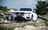 4 star BMW X6 xDrive50i SE