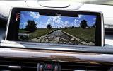 BMW X6 M50d front camera