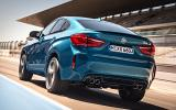 BMW reveals new X5 M and X6 M ahead of LA motor show
