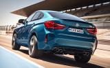 BMW reveals new X5 M and X6 M ahead of LA motor show