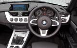 BMW Z4 sDrive18i dashboard