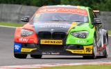 Colin Turkington leads BTCC after two wins at Oulton Park