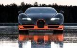 Bugatti sets land speed record
