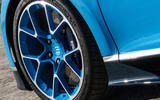 Bugatti Chiron alloy wheels